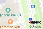 Схема проезда до компании Тирамису в Санкт-Петербурге