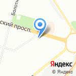 РАМАКС Интернейшнл на карте Санкт-Петербурга