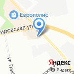 Tire Life на карте Санкт-Петербурга