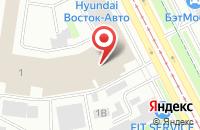 Схема проезда до компании Привет, сосед в Астрахани