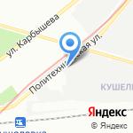 Hofmann на карте Санкт-Петербурга