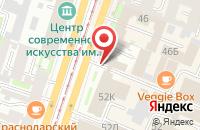 Схема проезда до компании Балтстроймонтаж в Санкт-Петербурге