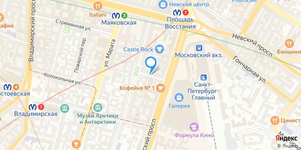 Головной офис банка Центр обмена Лиговский
