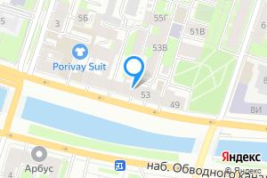 Сдается комната в пятикомнатной квартире в Санкт-Петербурге наб. Обводного канала, 55