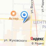 Центр судебных экспертиз Северо-Западного округа на карте Санкт-Петербурга