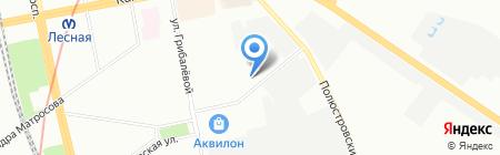 Аргос на карте Санкт-Петербурга