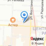 Rineca на карте Санкт-Петербурга