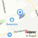 Топ-Маркет на карте Санкт-Петербурга
