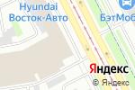 Схема проезда до компании Сила тока в Санкт-Петербурге