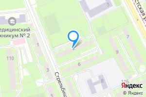 Сдается однокомнатная квартира в Санкт-Петербурге м. Бухарестская, Стрельбищенская улица, 4