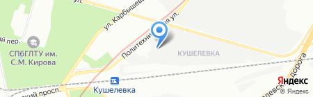 Ваш маяк на карте Санкт-Петербурга