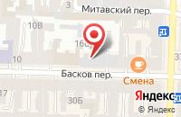 Схема проезда до компании Звездный Альманах в Санкт-Петербурге