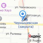 Гин-но-Таки на карте Санкт-Петербурга