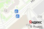 Схема проезда до компании Петромебель в Санкт-Петербурге