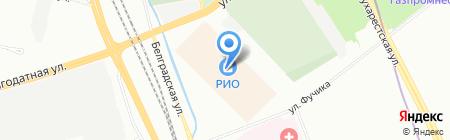 iPort на карте Санкт-Петербурга