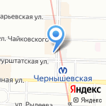 СтройТраст на карте Санкт-Петербурга