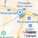 НПО ГОСЗНАК на карте Санкт-Петербурга