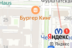 Схема проезда до компании РМС в Санкт-Петербурге