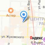 JAHBOON на карте Санкт-Петербурга