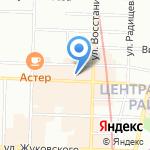 Biobox на карте Санкт-Петербурга