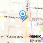Foqus on streets на карте Санкт-Петербурга