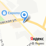 Мир Глушителей на карте Санкт-Петербурга