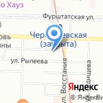 АСД-студия на карте Санкт-Петербурга