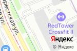Схема проезда до компании ЭнергоСити в Санкт-Петербурге
