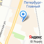 АТТ на карте Санкт-Петербурга