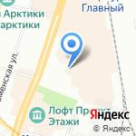 Легенда Войлока на карте Санкт-Петербурга