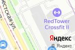 Схема проезда до компании M and M в Санкт-Петербурге