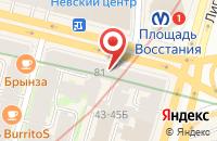 Схема проезда до компании Лидеры Центра Гражданских Инициатив в Санкт-Петербурге