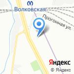 Авто-Олимп на карте Санкт-Петербурга