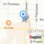 ДентИдеал на карте Санкт-Петербурга