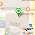 Местоположение компании Усть-Луга Ойл