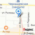 ИСТИНА-М на карте Санкт-Петербурга