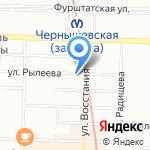 АлюмоСистем-Монолитстрой на карте Санкт-Петербурга