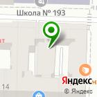 Местоположение компании СПб-Теплоход