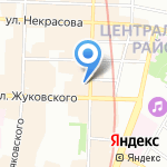 Абсолют-мастер на карте Санкт-Петербурга