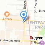 Fligel Store на карте Санкт-Петербурга
