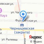 ИнвестГрупп на карте Санкт-Петербурга