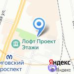 Детский Госпитальный Центр на карте Санкт-Петербурга