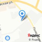 Фронт лайн на карте Санкт-Петербурга