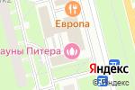 Схема проезда до компании Ваш дом плюс в Санкт-Петербурге