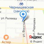 Средняя общеобразовательная школа №193 на карте Санкт-Петербурга