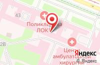 Схема проезда до компании ЛОМБАРД КОРОНА в Череповце