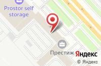 Схема проезда до компании Новик в Санкт-Петербурге