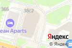 Схема проезда до компании Лечи красиво в Санкт-Петербурге