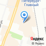 Институт прикладной экологии на карте Санкт-Петербурга