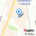 ПРОВИСИНО на карте Санкт-Петербурга